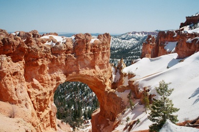 Bryce Canyon in April #10